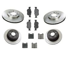Volvo S70 98-00 L5 2.4L Aftermarket Complete Brake Kit w/ 280mm Pads and Rotors