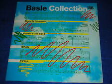 disque LP THE BASLE collection 88 CHAIN OF COMMAND angelo the band BiKIDS ya'zee