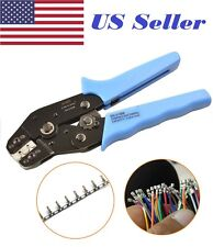 Sn-01Bm Crimp Plier Tool 2.0mm 2.54mm 3.96mm 18-28 Awg Crimper Dupont Jst Molex