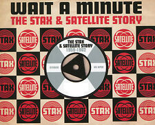 WAIT A MINUTE GEMS FROM THE STAX & SATELLITE VAULTS ON VINYL LP