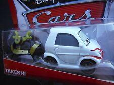 DISNEY PIXAR CARS *SUPER CHASE* TAKESHI 2013 SAVE 6% GMC