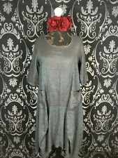 BRODERIE ANGLAISE  DRESS  HIPPY BOHEMIAN, QUIRKY, LAGENLOOK. PLUS SIZES RRP95