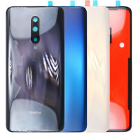 Genuine Back Glass Housing Battery Cover Rear Door for OnePlus 7 Pro 1+7 Pro