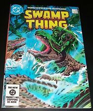 9.0 Vfnm, Saga Of The Swamp Thing 32, Alan Moore, Bag&Board 1985