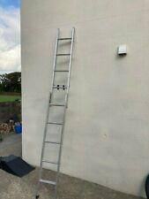 Youngman Spacemaker Aluminum Extendable Loft Ladder