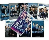 Blue Bloods: Season 1-9 Complete TV Series DVD Set 1 2 3 4 5 6 7 8 9 Brand New!!