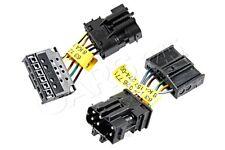 Genuine Rear Light Adapters Lead Pair BMW E39 520d 520i 523i 2.4 63120025517