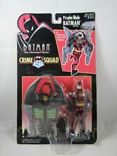 BATMAN THE ANIMATED SERIES CRIME SQUAD PIRANHA BLADE BATMAN NEW IN PACKAGE