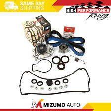 Timing Belt Kit GMB Water Pump Valve Cover Fit 90-95 Acura Integra B18A1 B18B1