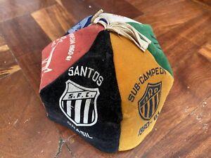 Original Kids Hat IV Torneo Pentagonal 1961 Mexico Santos FC Pele Chivas Soccer