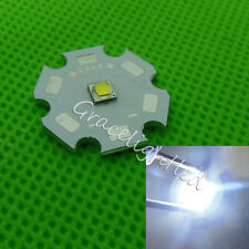 1pc Cree XPG2 XP-G2 5W LED Cool White 6000-6500K Lamp Bead Chip + 20mm star pcb