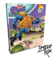 Chex Quest Big Box Edition PC Exclusive Limited Run Games SEALED