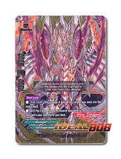 Buddyfight x 1 INV Sixth Omni Storm Lord, Catastrophe Cord [H-PP01/0074EN BR (GO