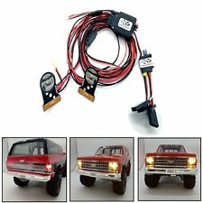 SY-RC OneLine-TRX4 V2.0 LED Light Lamp Kit for Traxxas TRX-4 Chevrolet K5 Blazer