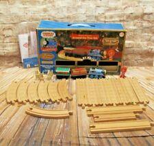 Thomas Tank Engine & Friends Wooden Railway Train Holiday Around The Tree Set