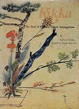 Rikka The Soul of Japanese Flower Arrangement by Yuchiku & Sparnon 1st ~ IKEBANA