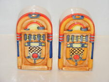 JUKEBOX SALT AND PEPPER SHAKERS  COLLECTABLE