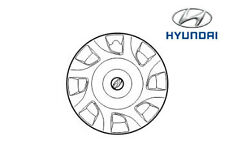 Genuine Hyundai i20 15 inch Wheel Trim - 529601J605