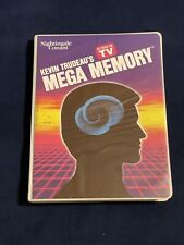 Kevin Trudeau's Mega Memory Cassette Program Self Improvement Course