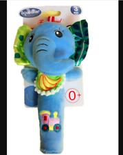 Animal Plush Handbell Newborn Infant Soft Rattle Toy Baby Toddler Supplies New