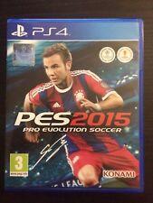 PES2015 PS4