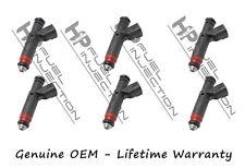 Rebuilt Genuine OEM Siemens Fuel Injector Set 6F1E-A4A Ford Taurus