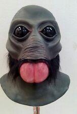 PONDA BABA , Aqualish , Sawkee , Walrus Man Latex Mask Rubber Mask