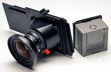 Hasselblad V Back For Horseman 612 Lens Adapter Phase One Sinar Leaf