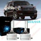 35W D1S D1R HID Xenon Headlight Replacement Bulb 6000K For Cadillac Escalade 2PC