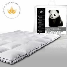 Canadian Down & Feather Co  Microfiber Down Alternative Poly Bed Mattress Topper