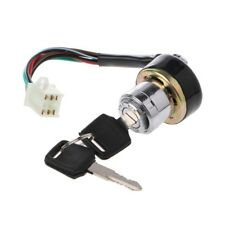 Ignition Key Switch For Chinese Quad ATV 4 Wheeler Redcat 50 90 110 50/ 90/110cc