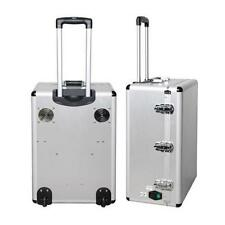 Portable Dental Unit W/ Air Compressor Ultrasonic Scaler LED Curing light 4H
