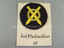 T&S, Kriegsmarine: Armabzeichen für Artilleriemechaniker Laufbahn, 57333