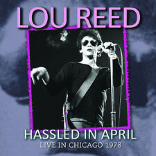 LOU REED New Sealed 2019 UNRELEASED LIVE 1978 CONCERT CD