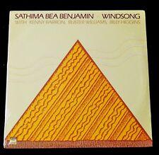 ATHIMA BEA BENJAMIN-WINDSONG-JAZZ,POST BOP-BKH 50206-1986-SEALEDLP