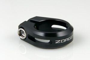 New ZOAGEAR Road MTB Bike Bicycle Cycle Seatpost Seat Post Clamp 28.6mm Black