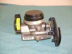 Ford Granada Scorpion 2.0i DOHC 1994-98 Throttle Body