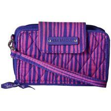 VERA BRADLEY Smartphone Wristlet 2.0 Wallet ~ Impressionista Stripe  Retired NWT