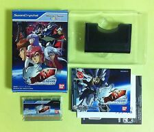 SD Gundam G Generation MONO EYE GUNDAMS WonderSwan Color WS WSC JAPAN USED