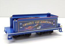 On30 / HO Scale - Bachmann Spirit of America U.S.A. Tender For Steam Loco Train