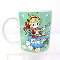 Precious Moments Christmas Holiday Cocoa Mug