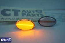 Clear LED Side indicator Side marker Fender Light for 00-07 SUBARU IMPREZA WRX /