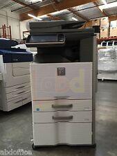 Sharp MX-2640N A3 Color Printer Scanner Copier 26ppm Low Meter MX-3140N MX-3640N