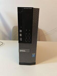 Dell Optiplex 9020 SFF i5-4670 3.4Ghz, 320GB HDD 8GB RAM Win10 Pro
