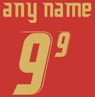 2006 Custom Any Name Number Football Shirt Soccer Numbers Puma Print Football A