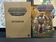 He-Man Masters of the Universe MOTU Classics Extendar 2013 Mattel NOC Sealed