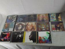 Madonna, Britney, Spears, Alanis, Taylor Swift, Prince, Janet Jackson, 14 Cd Lot