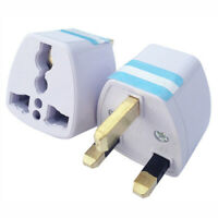 Universal AU US EU nach UK Netzstecker Travel Socket Adapter Konverter N4L4