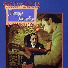 Flamenco Romantico by Enrique Montoya/Paco de Lucía (CD, Feb-2000, Orfeon)