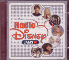 Disney Radio Jams 10 CD & DVD Classic Pop Hilary Duff